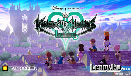 KINGDOM HEARTS Unchained X v 4.0.0 Мод (Always Player Turn)