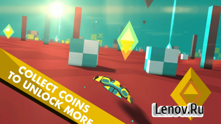 Geometry Race v 1.9.7 (Mod Money)