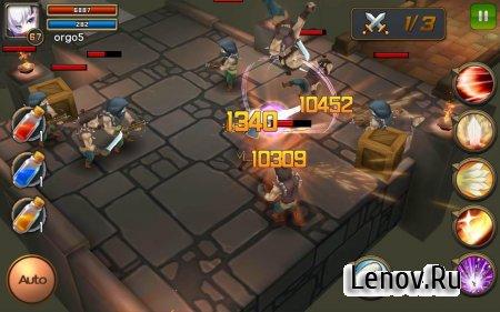 Darklord Tales (обновлено v 1.0.0.29) Мод (Massive Damage & More)