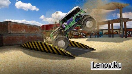 Extreme Monster Stunts 3D v 1.1 Мод (Infinite Cash & More)