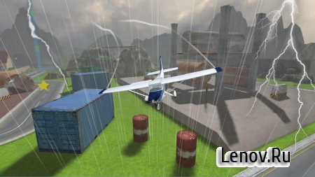 Airplane Flight Simulator RC v 1.1