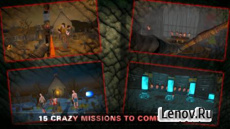 Archery Zombies v 1.2 Мод (Infinite Money/Unlock)