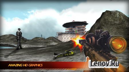 Kill Shot Sniper v 1.3 Мод (Infinite Cash/Unlock)