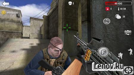 Gun Strike Shoot (обновлено v 1.1.4) (God Mode)