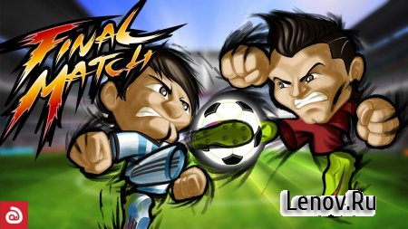Final Match Soccer Saga v 2.2.7 (Mod Money)