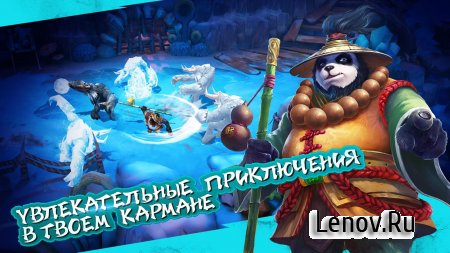 Taichi Panda: Heroes v 4.9 Мод (Unlimited Mana)