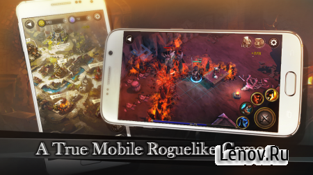 Rogue Hearts v 1.4.17 Мод (No Skill Cooldown & More)