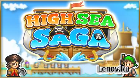 High Sea Saga v 2.2.2 Мод (Max initial gold & More)