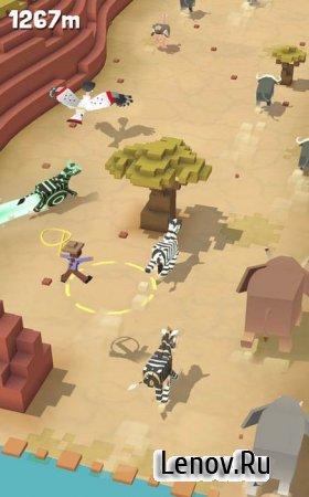 Rodeo Stampede: Sky Zoo Safari v 1.28.1 (Mod Money)