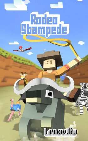 Rodeo Stampede: Sky Zoo Safari v 1.23.7 (Mod Money)