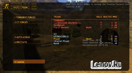 Counter Strike (обновлено v 1.6) Мод (полная версия)