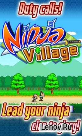 Ninja Village v 2.0.9 (Mod Money)