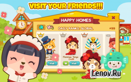 Happy Pet Story v 2.1.4 (Mod Money)