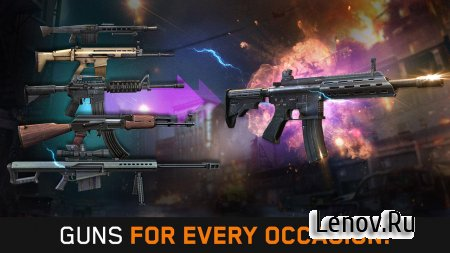 Rival Ops v 3.0.3 Мод (Money + Ammo)