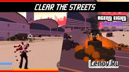 AGENT EIGHT: CRIME STREETS v 1.0