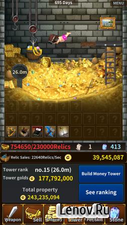Money Tower Saga v 1.2.44 (Mod Money)