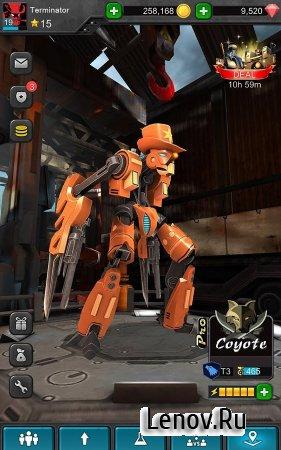 Iron Kill: Robot Games (обновлено v 1.9.171) (Mod Money)