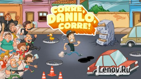 Corre Danilo Corre v 1.1 (Mod Money)
