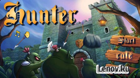 Hunter Monster v 1.1.8 Мод (Unlimited coins)