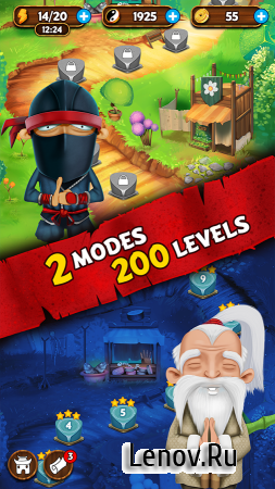 iSlash Heroes v 1.7.6 Мод (All levels Unlocked & More)