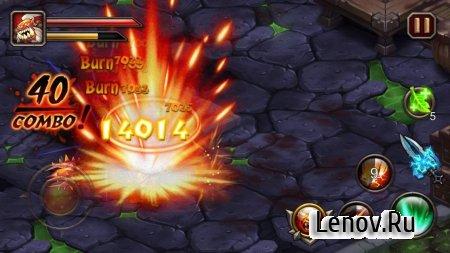 Blade Hero (обновлено v 3.1.8) Мод (Gold/Gems/Stars)