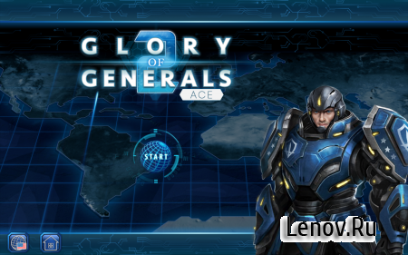 Glory of Generals 2: ACE v 1.3.8 (Lots of medals)