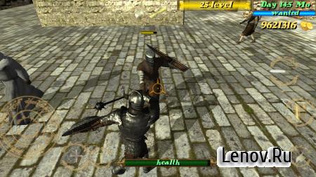 Deadly Medieval Arena (обновлено v 2.0) Мод (много денег)
