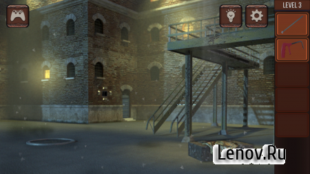 Alcatraz Escape v 1.1 Мод (Unlocked)