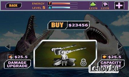 Sea Monster Shooting Strike 3D v 1.5 (Money/Energy/Ad-Free)
