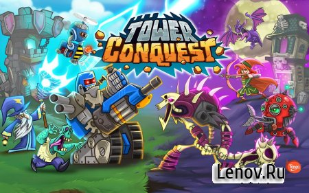 Tower Conquest v 22.00.49g (Mod Money)