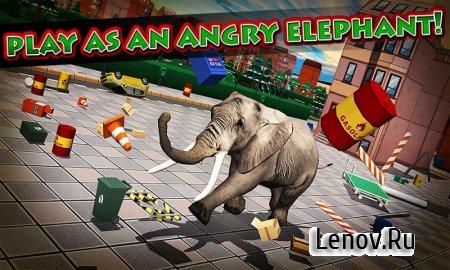 Ultimate Elephant Rampage 3D v 1.0