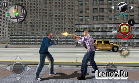 Grand Gangsters 3D v 2.0 (Mod Money)