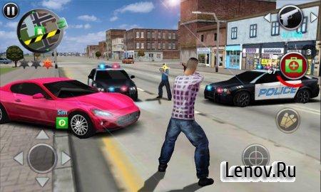 Grand Gangsters 3D v 2.4 (Mod Money)