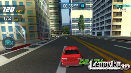 Death Driving Ultimate 3D v 1.0