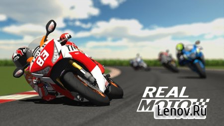 Real Moto v 1.0.278 (Mod Money)