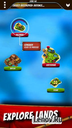 Battle of Lands v 1.1.3 (Mod Money/Unlocked)