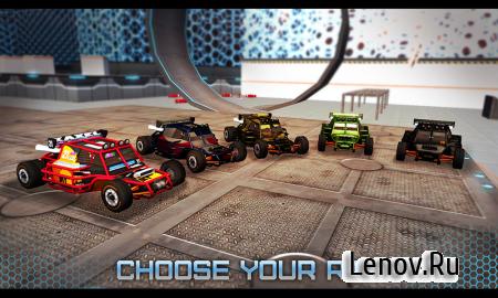 Extreme Stunt Car Driver 3D v 1.0.3 (Mod Rewinds)