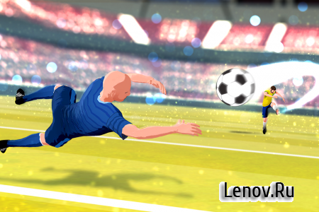 Soccer World 16: Football Cup v 1.4 Мод (Infinite Cash & More)