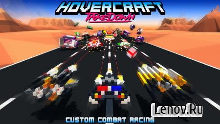 Hovercraft: Takedown v 1.5.4 (Mod Money/Unlock)