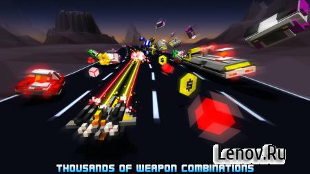 Hovercraft: Takedown v 1.5.7 (Mod Money/Unlock)