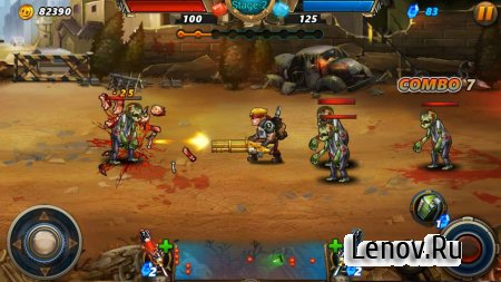 Beat Zombies v 2.2 (Mod Money)