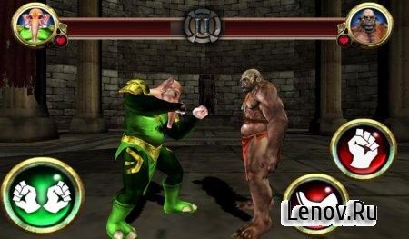 fight of the legends 3 (обновлено v 2.0) (Mod Money)