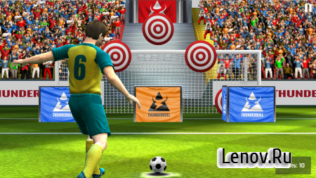 Football Champions League 14 v 1.0.26 Мод (Infinite Cash)