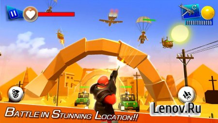 San Andreas Shooting 3D v 1.3 (Mod Money)