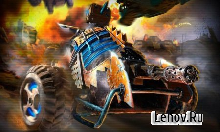 Death racing: Road Killer v 1.5 (Mod Money)