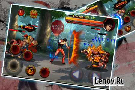 Kungfu Fighter in the street v 1.0.4 (Mod Money)