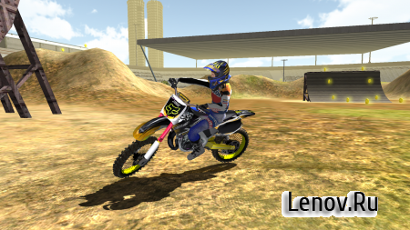 Motorbike Freestyle v 1.1 (Mod Money)