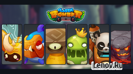 Bomber classic v 1.0.27 (Mod Money/Ads-Free)
