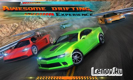 Racing in City 3D v 1.2 (Mod Money)