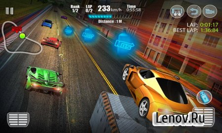 Racing in City 3D v 1.2 (Mod Money)